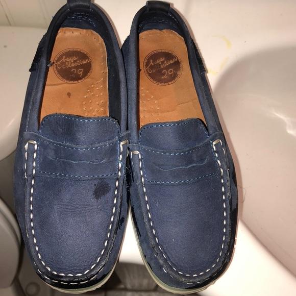 Shoes | Boys Navy Blue Dress Size 29 11